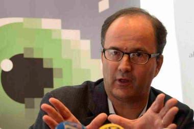 Emilio García-Ruiz, director digital de The Washington Post: