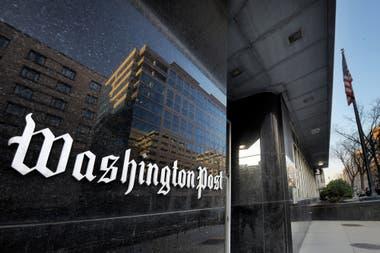 La sede de The Washington Post en la capital de los EE.UU. Es uno de los medios norteamericanos que más apostó a la transformación digital