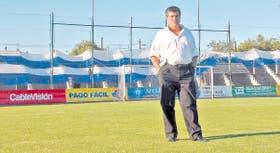 Carlos Dávola, presidente de Tiro Federal, impulsor de un nuevo estilo