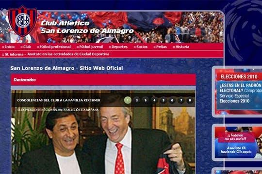 Foto: AFP / clubsanlorenzo.com.ar
