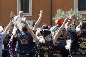 Desde la llegada del nuevo papa, aseguran, las visitas son más numerosas (y jubilosas)