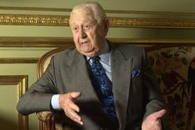 El empresario fue presidente de la Bolsa de Comercio de Buenos Aires