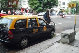 Los taxistas de Mar del Plata, de luto