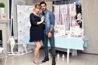 A punto de dar a luz a Sienna, Nicole Neumann celebró el baby shower