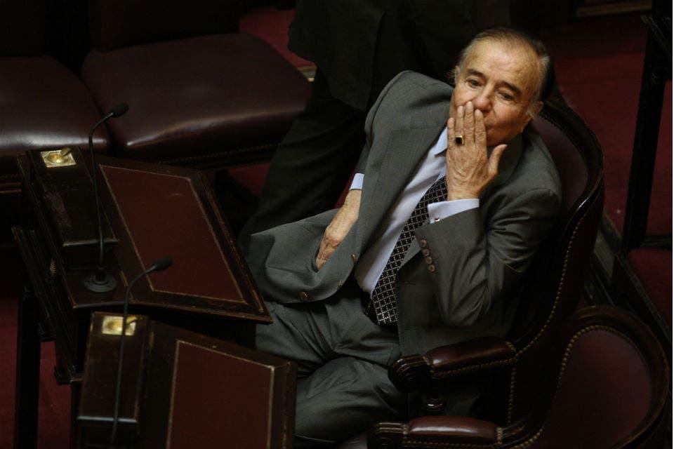 Se acabó la mentira: Scioli es igual a Menem