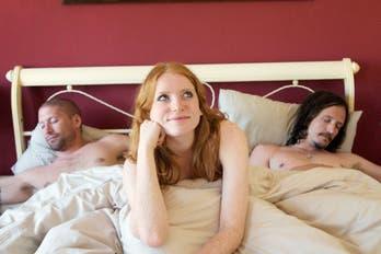 En la cama: ¿tres son multitud?