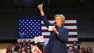 Hillary Clinton es la candidata demócrata