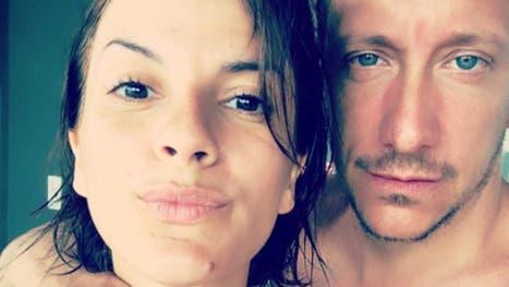 Tras nueve años y medio de amor, Gimena Accardi y Nicolás Vázquez pasaron por el registro civil