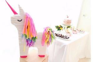 #MisiónCumpleaños: piñata, torta y ambientación