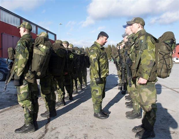 Los suecos volverán a las filas del ejército
