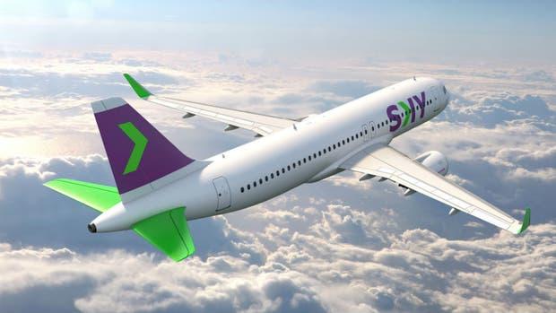 La aerolínea chilena Sky implementará en la Argentina un modelo de bajo costo y cobrará adicionalmente por los servicios.