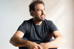 Jorge Murdocca se enfrentó a su propia sombra para crecer y ayudar a otros hombres