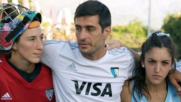 Corradini, nuevo entrenador de las Leonas