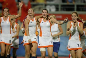 Las holandesas demostraron ser las mejores del mundo