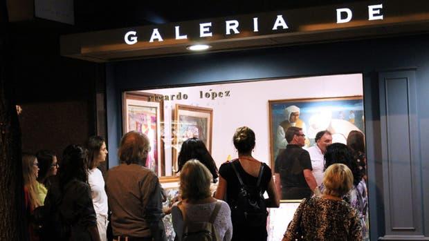 Gallery Nights cierra el año con una jornada en la que 40 espacios abren sus puertas fuera de sus horario habituales