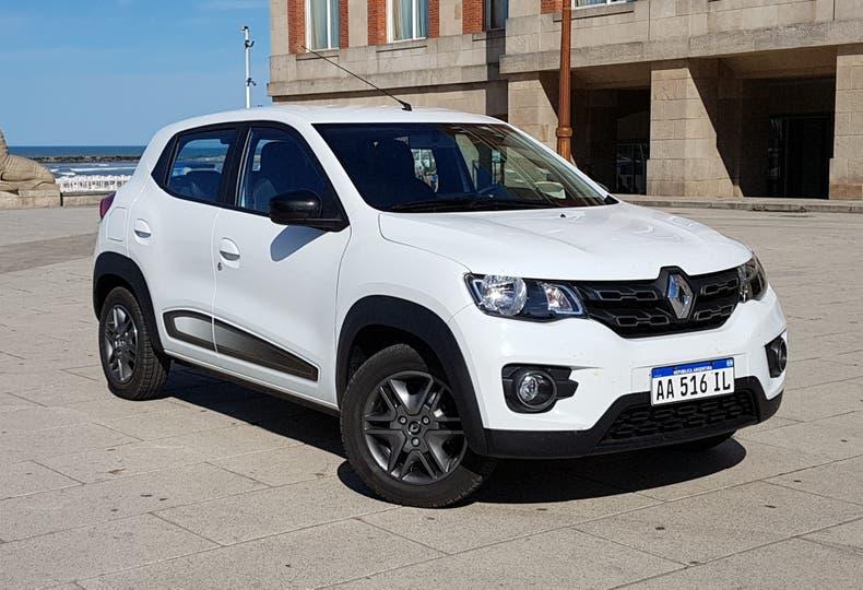 Aires de SUV. Buena altura y líneas voluminosas para el flamante citycar de Renault