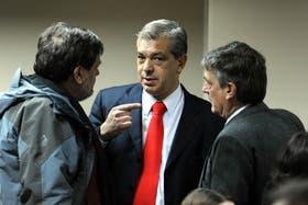 """El presidente de la Cámara de Diputados, Julián Domínguez, cuestionó a los jueces de Mar del Plata y otro de San Nicolás que declararon """"inconstitucional"""" la elección de los consejeros"""