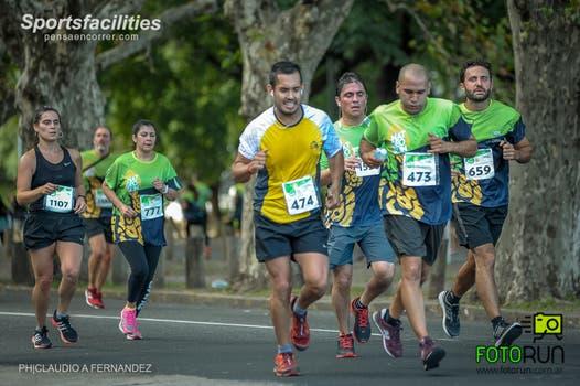 Con cupos llenos, la primera edición de Nat Geo Run pisó fuerte en Palermo. Foto: Gentileza FotoRun