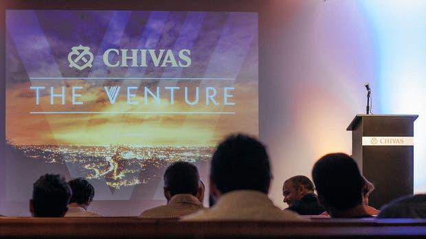 Chivas The Venture, un concurso para emprendedores