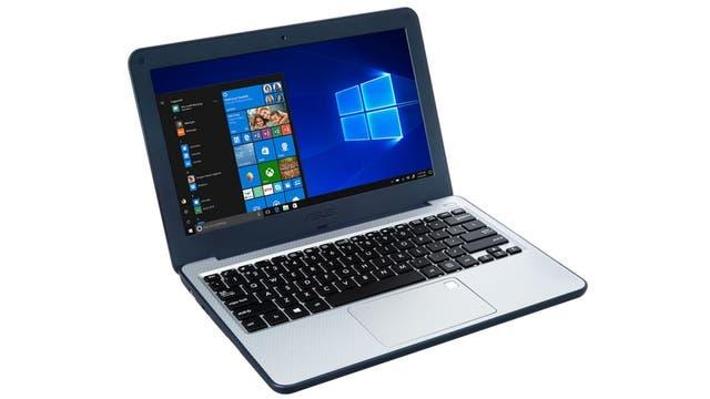 Una Asus Vivobook W202 con Windows 10 S y un precio de 189 dólares en EEUU a partir de mediados de año