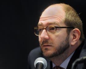 El secretario de Comercio, Miguel Braun