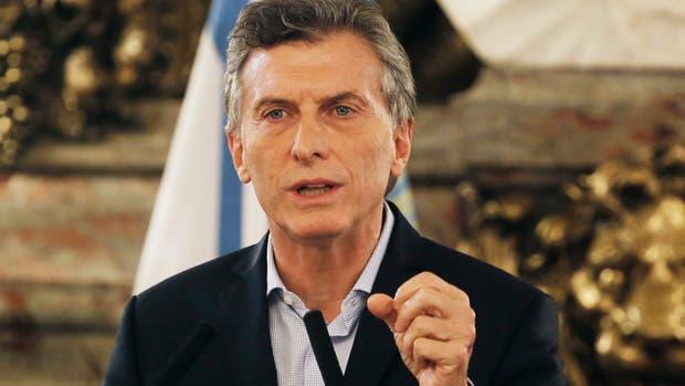 Macri sube el tope de ganancias a $ 60.000