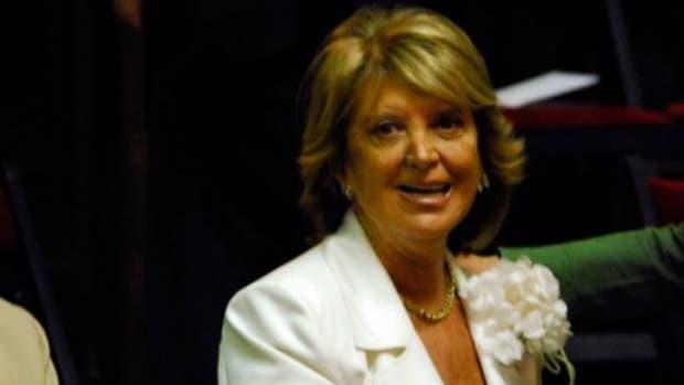 Alicia Blanco Villegas, la madre de Mauricio Macri