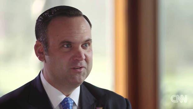 Daniel Scavino, de caddie de Donald Trump a community manager de la Casa Blanca
