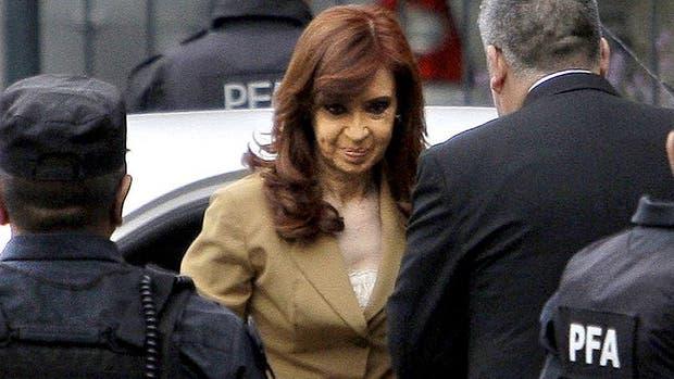 Piden indagatoria de Cristina Kirchner