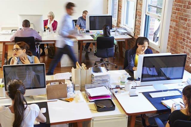 Una encuesta realizada por la organización Vistage a 202 líderes, gerentes y due?os de peque?as y medianas empresas, detectó problemas para llegar a un equilibrio entre los mundos personal y profesional