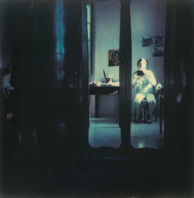Autorretrato de Andrei Tarkovski, 1983