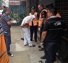 Un hombre fue detenido tras el tiroteo en Bartolomé Mitre y Libertad
