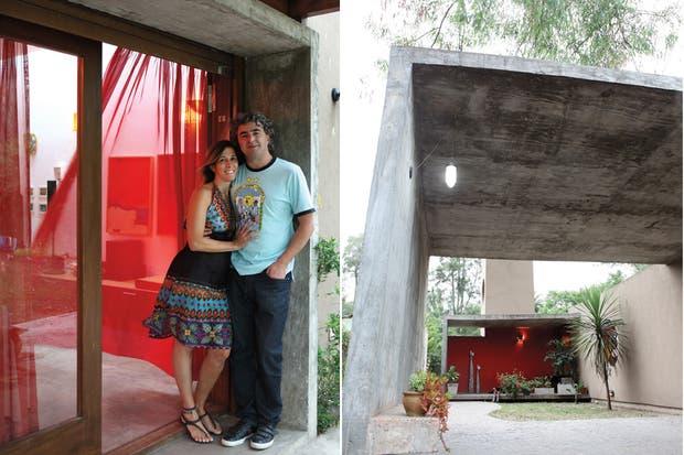 Una casa en sintonía con lo creativo - Living - ESPACIO LIVING
