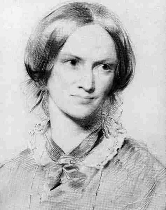 Charlotte Brontë, autora de Jane Eyre, nació el 1° de abril de 1816