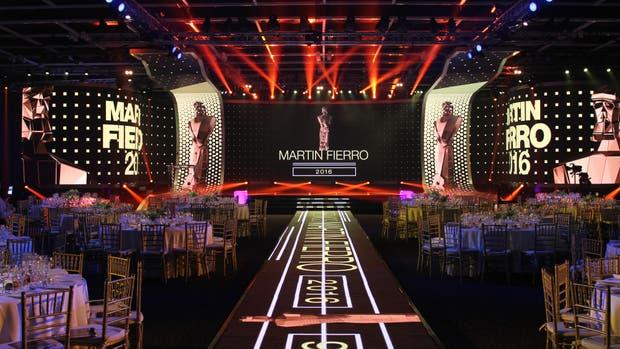 Los Martín Fierro 2016 ya están en marcha, desde el salón Pacífico del Hilton