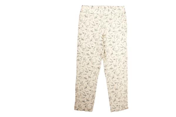 Pantalón estampado (Graciela Naum, $668)..
