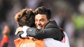 Nahuel Gallardo debutaría ante Talleres