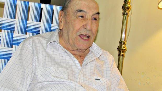 Vernazza falleció a los 89 años