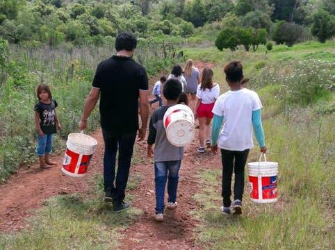 Agua potable, Proyecto Agua Segura. Foto: Gentileza Proyecto Agua segura