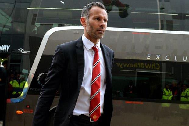 Ryan Giggs dejó el Manchester United