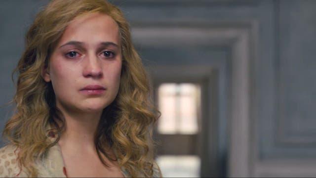 Alicia Vikander en La chica danesa, lo nuevo de Tom Hooper