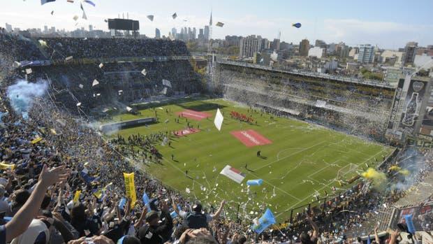 La Superliga apunta a Europa y Asia con un horario inusual