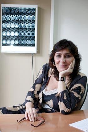 Dra. Marcela Cohen, neuróloga de la Clínica y Maternidad Suizo Argentina