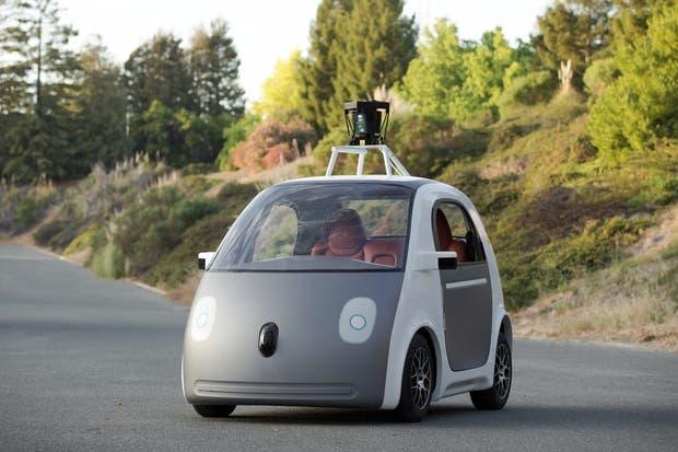 Así es el prototipo del vehículo autónomo de Google