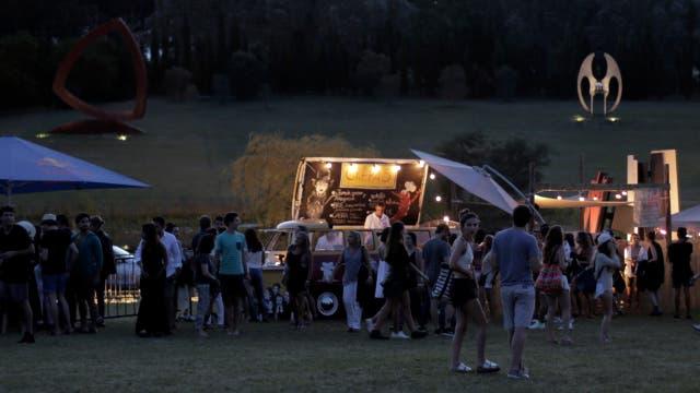 Foodtrucks para combinar música y alta gastronomía en el festival Highlights