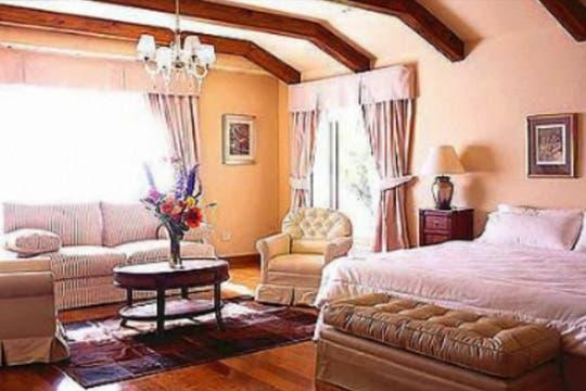 Los Sauces en El Calafate, el lujoso hotel de Los Kirchner por dentro. Foto: Archivo