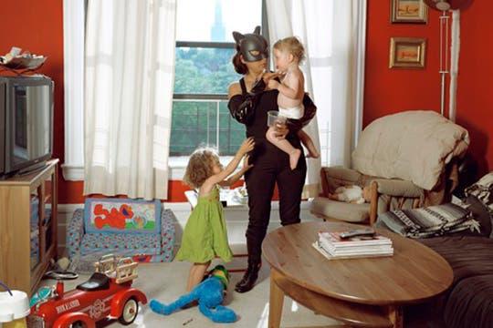 """Gatúbela, es Minerva Valencia, de Puebla, trabaja como """"nanny"""" en New York y manda 400 dolares por semana a su familia mexicana. Foto: www.dulcepinzon.com"""