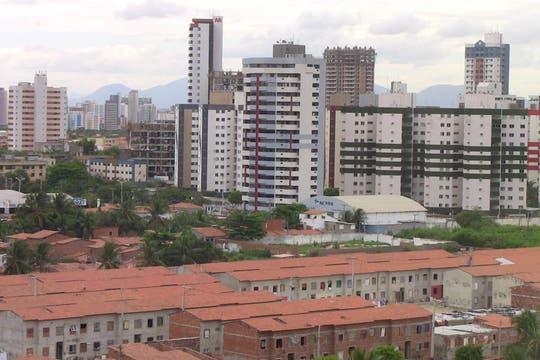Fortaleza será sede del Mundial de Fútbol el año que viene. Foto: LA NACION / Carlos Sanzol