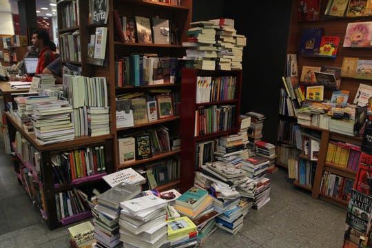 Librería Norte. Foto: LA NACION / Guadalupe Aizaga