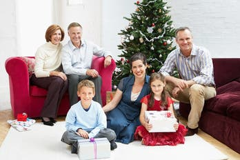 La Navidad, el momento de elegir con quién celebrar